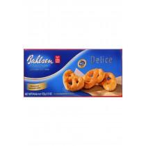 Bahlsen Pastry Twist - Delice - 3.5 Oz - Case Of 12