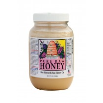 Bee Flower And Sun Honey - Star Thistle Blossom - Case Of 6 - 5 Lb.