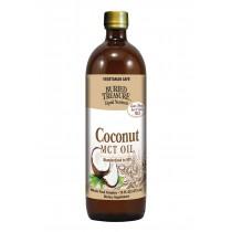 Buried Treasure Coconut Oil Mct - 15 Fl Oz