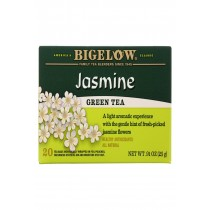 Bigelow Tea Green Tea - Jasmine - Case Of 6 - 20 Bag