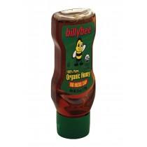 Billy Bee Liquid Honey - Upside Down Squeeze - Case Of 6 - 13 Oz.