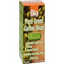 Bio Nutrition Pure Green Coffee Bean - 50 Gelcaps