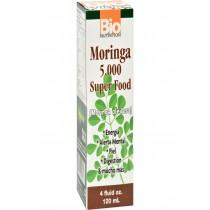 Bio Nutrition Moringa Super Food - 5000 Mg - 4 Fl Oz