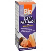 Bio Nutrition Sleep Wellness - 60 Vcaps
