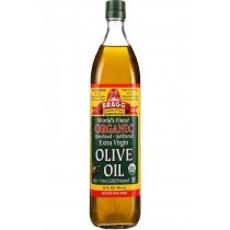 Bragg Olive Oil - Organic - Extra Virgin - 32 Oz - Case Of 12