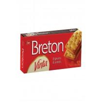 Dare Breton Vinta Crackers - Original - Case Of 12 - 8.8 Oz.