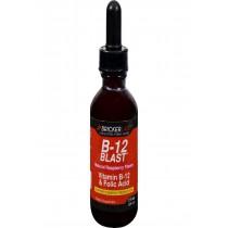 Bricker Labs Blast B12 Vitamin B12 And Folic Acid - 2 Fl Oz
