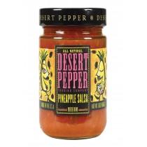 Desert Pepper Trading Medium Pineapple Salsa - Case Of 6 - 16 Oz.