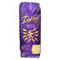Davinci Orzo Pasta - Case Of 12 - 1 Lb.