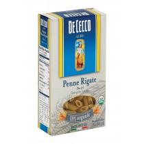 De Cecco Pasta Pasta - Organic - Penne Rigate - Case Of 12 - 12 Oz
