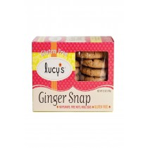 Dr. Lucy's Cookies - Ginger Snap - Case Of 8 - 5.5 Oz.