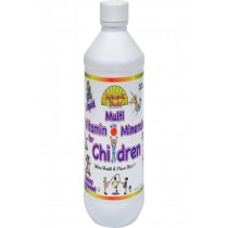 Dynamic Health Liquid Multi Vitamin With Minerals For Children - 8 Fl Oz
