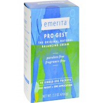 Emerita Pro-gest Cream - 48 Packets