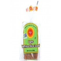 Ener-g Foods Loaf - Light - White Rice - 8 Oz - Case Of 6