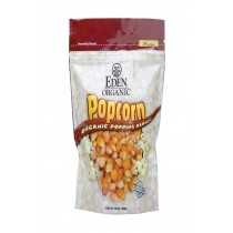 Eden Foods 100% Organic Yellow Popcorn - Case Of 12 - 20 Oz