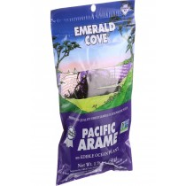 Emerald Cove Pacific Arame - Sea Vegetables - Silver Grade - 1.76 Oz - Case Of 6
