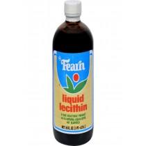 Fearn Liquid Lecithin - 16 Fl Oz - Case Of 12