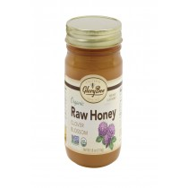 Glorybee Raw Clover - Honey - Case Of 6 - 18 Oz.