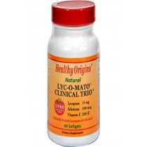 Healthy Origins Lyc-o-mato Clinical Trio - 60 Softgels