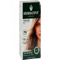 Herbatint Permanent Herbal Haircolour Gel 7n Blonde - 135 Ml