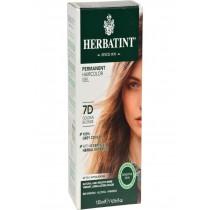 Herbatint Permanent Herbal Haircolour Gel 7d Golden Blonde - 135 Ml
