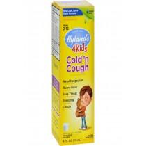 Hyland's Cold 'n Cough 4 Kids - 4 Fl Oz