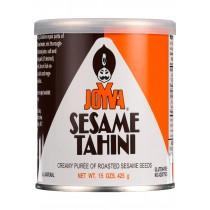 Joyva Roasted Sesame Tahini - 15 Oz - Case Of 12