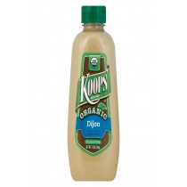 Koop's Organic Dijon - Case Of 12 - 12 Oz.