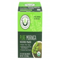 Kuli Pure Moringa Vegetable Powder - Case Of 20 - 0.4 Oz.