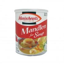 Manischewitz Mandlen Soup Nuts - Case Of 12 - 1 Oz.
