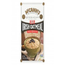 Mccann's Irish Oatmeal Quick Easy Irish Oatmeal - Case Of 12 - 16 Oz.