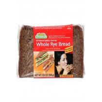 Mestemacher Bread Bread - Rye - Whole - 17.6 Oz - Case Of 12