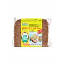 Mestemacher Bread Natural Rye And Spelt Bread - Whole Grain Bread With Unripe Spelt Grains - Case Of 12 - 17.6 Oz.