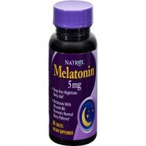 Natrol Melatonin - 5 Mg - 60 Tablets