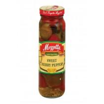 Mezzetta Sweet Cherry Peppers - Case Of 6 - 16 Oz.