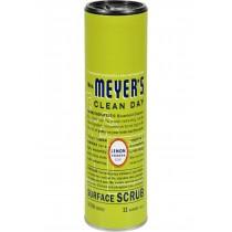 Mrs. Meyer's Surface Scrub - Lemon Verbena - Case Of 6 - 11 Oz