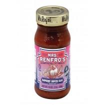 Mrs. Renfro's Chipotle Salsa - Raspberry - Case Of 6 - 16 Oz.