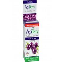 Natrol Acaiberry - 1000 Mg - 75 Vegetarian Capsules