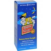 Natural Balance Happy Sleeper - 60 Vegetarian Capsules