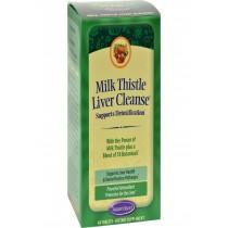Nature's Secret Milk Thistle Liver Cleanse - 60 Tablets