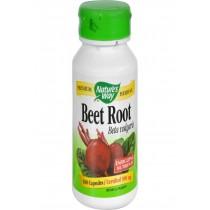 Nature's Way Beet Root Beta Vulgaris - 100 Capsules