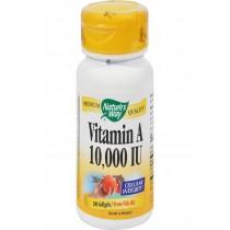 Nature's Way Vitamin A - 10000 Iu - 100 Softgels