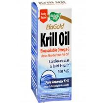 Nature's Way Efagold Krill Oil - 30 Softgels