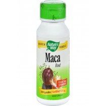 Nature's Way Maca Root - 100 Capsules