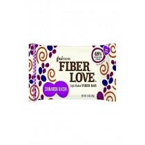 Nugo Nutrition Bar - Fiber Dlish - Cinnamon Raisin - 1.6 Oz Bars - Case Of 16