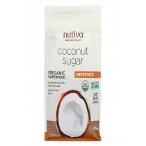 Nutiva Coconut Sugar - Case Of 6 - 16 Oz