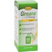 Pharmatron Alan James Ginsana Energy - 105 Softgels