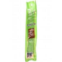 Primal Strips Vegan Jerky - Meatless - Seitan - Mesquite Lime - 1 Oz - Case Of 24