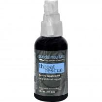 Peaceful Mountain Throat Rescue Spray - 2 Fl Oz