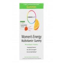 Rainbow Light Womens Multivitamin - Energy - Gummy - 30 Packets